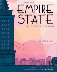 Empire State: A Love Story (or Not) - Jason Shiga