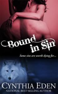 Bound in Sin (Bound, #3) - Cynthia Eden