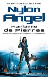 Nylon Angel - Marianne de Pierres