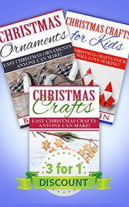 Christmas Craft Bundle: Easy Christmas Crafts and Ornaments Anyone Will Love Making! - Barb Asselin