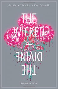 The Wicked + The Divine Vol. 4: Rising Action - Kieron Gillen, Jamie McKelvie