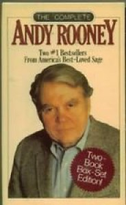 The Complete Andy Rooney Two-Book Box-Set Edition: A Few Minutes with Andy Rooney /And More by Andy Rooney - Andy Rooney
