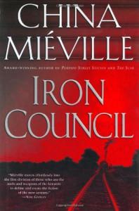 Iron Council  - China Miéville