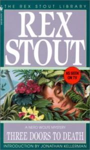 Three Doors to Death - Rex Stout, Jonathan Kellerman