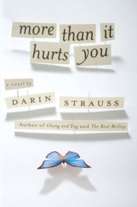 More Than It Hurts You - Darin Strauss