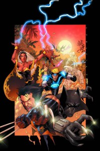 X-Men/Black Panther: Wild Kingdom - Peter Milligan;Salvador Larroca