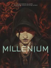 Millenium, d'après la trilogie de Stieg Larsson (Millenium, #1) - Sylvain Runberg, Stieg Larsson, José Homs