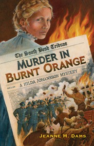 Murder In Burnt Orange - Jeanne M. Dams