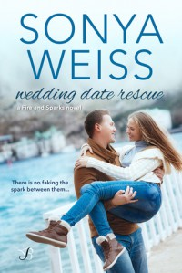 Wedding Date Rescue - Sonya Weiss