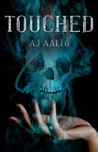 Touched (The Marnie Baranuik Files Book 1) - Alvar Aalto