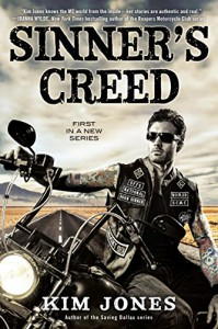 Sinner's Creed (A Sinner's Creed Novel) - Kim Jones