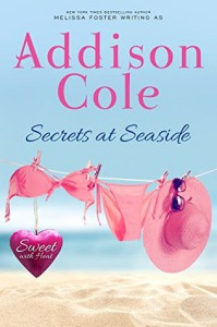 Secrets at Seaside (Sweet with Heat: Seaside Secrets) - Addison Cole