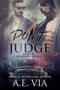 Don't Judge - A.E. Via, Tina Adamski, Jay Aheer