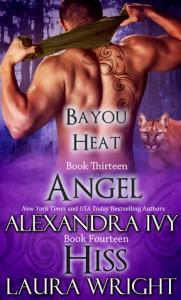 Angel/Hiss - Alexandra Ivy, Laura Wright
