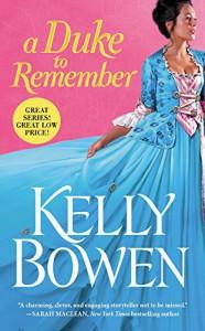 A Duke to Remember (A Season for Scandal) - Kelly Bowen