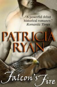 Falcon's Fire (Fairfax Family Series, Book 1) - Patricia Ryan