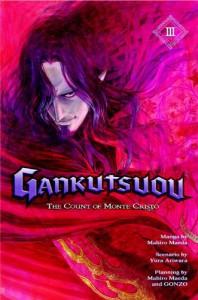 Gankutsuou: The Count of Monte Cristo, Vol. 3 - Yura Ariwara, Mahiro Maeda