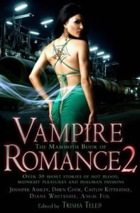The Mammoth Book of Vampire Romance 2 -