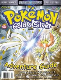 Versus Books Official Pokemon Gold & Silver Adventure Guide - Versus Staff