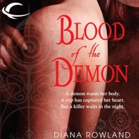 Blood of the Demon: Kara Gillian, Book 2 - Liv Anderson, Diana Rowland