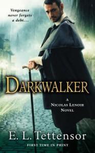 Darkwalker - E.L. Tettensor