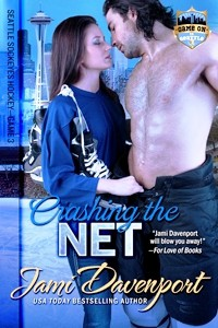 Crashing the Net - Jami Davenport