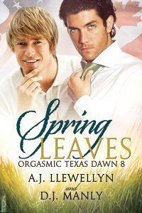 Spring Leaves - A.J. Llewellyn, D.J. Manly