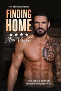 Finding Home - Ann Vaughn