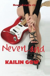 Never Land - Kailin Gow