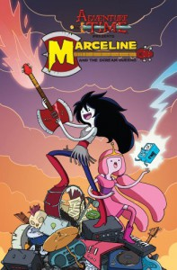 Adventure Time: Marceline & The Scream Queens - Meredith Gran