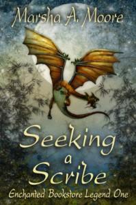 Seeking a Scribe - Marsha A. Moore