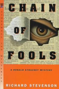 Chain of Fools - Richard Stevenson
