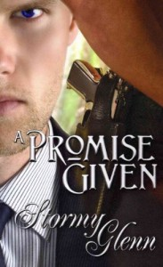 (A PROMISE GIVEN ) BY Glenn, Stormy (Author) Paperback Published on (02 , 2010) - Stormy Glenn