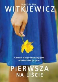 Pierwsza na liście - Magdalena Witkiewicz