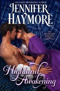 Highland Awakening (Highland Knights, #2) - Jennifer Haymore