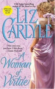 A Woman of Virtue - Liz Carlyle