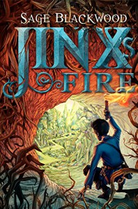 Jinx's Fire - Sage Blackwood