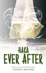 Haka Ever After (The Sin Bin #7) - Dahlia Donovan