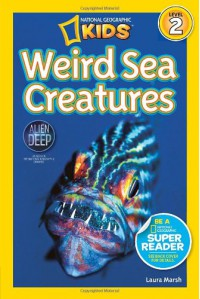Weird Sea Creatures - Laura Marsh