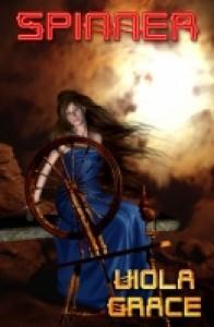 Spinner (A Terran Times Novel) - Viola Grace