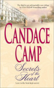 Secrets of the Heart - Candace Camp