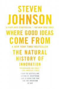 Where Good Ideas Come From - Steven Johnson