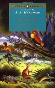 Aesop's Fables - Aesop, S.A. Handford, Brian Robb
