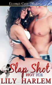 Slap Shot (Hot Ice, #3) - Lily Harlem