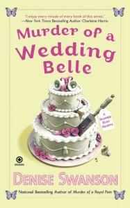 Murder of a Wedding Belle - Denise Swanson