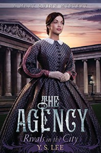 The Agency: Rivals in the City - Y S Lee