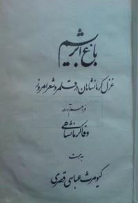 باغ ابریشم: غزل کرمانشاهان در قلمرو شعر امروز - وفا کرمانشاهی, بیش از ۶۶ شاعر