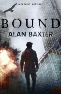 Bound (Alex Caine) - Alan Baxter