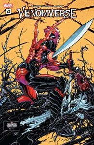 Venomverse (2017) #3 (of 5) - Iban Coello, Nick Bradshaw, Cullen Bunn