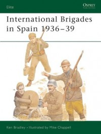 International Brigades in Spain 1936-39 - Ken Bradley